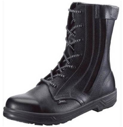 【SS33C-26.0】 《TKF》 シモン 外チャック式安全靴 スター ωο0