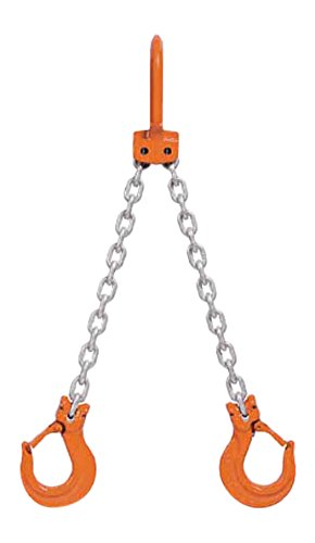 【2-W-H-5】 《TKF》 象印チェンブロック チェーンスリング(2本吊タイプ) ωο0