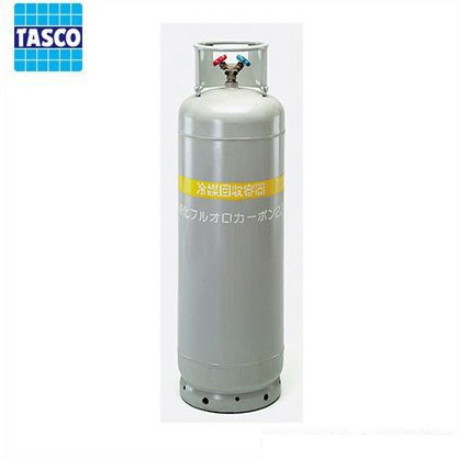 【TA110-100】 《TKF》 イチネンTASCO フロートセンサー付冷媒回収ボンベ ωο0