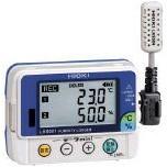 【LR5001】 《TKF》 日置電機 温湿度ロガーデータミニ ωο0
