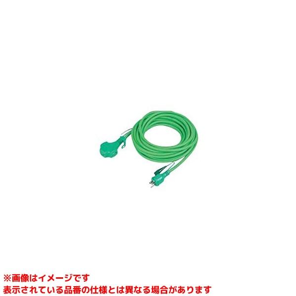 PPT-20E 244244 《TKF》 日動工業 メーカー直送 期間限定今なら送料無料 ωο0 延長コード15AP20m3SE橙