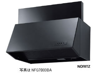 【NFG9B03SI】 《TKF》 ノーリツ レンジフード シロッコファン ブーツ型 シルバー 90cmタイプ ωα0