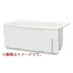 【HK-1471A1-1-LA-M-WH】 《TKF》 ハウステック 浅型浴槽 HKシリーズ 一方全エプロン簡単脱着 ωα1