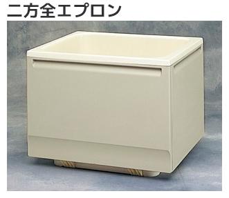 【HKA-0970A1-2LM-OW】 《TKF》 ハウステック 深型浴槽HKA・HMA 二方全エプロン ωα1