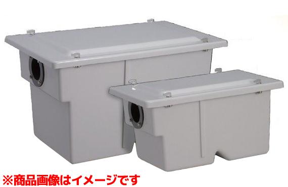 【GT-20FT ターンロック式】 《TKF》 マエザワ GT-F グリーストラップ FRP製 小容量 床置き型 〔M-81183〕 [旧品番:GT-20FP] ωε1