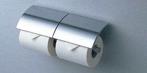 【YH63R】 《TKF》 TOTO トイレットペーパーホルダー 二連紙巻器 ωγ0