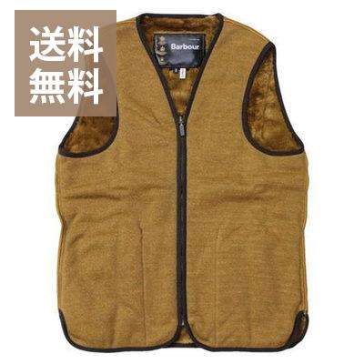 バブアー(barbour) Fur Liner/ファーライナー - ブラウン/メンズ / MLI0035BR31