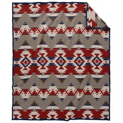 wool Mountain ブランケット ZE493-53053 ツイン ペンドルトン ウールブランケット blanket Majesty PENDLETON ひざ掛け マウンテンマジェスティ ウール混 フルサイズ インテリア