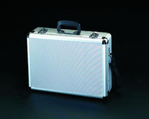 道具箱 爆買い新作 腰袋、収納ケース、ツールキャビネット、作業台、棚 アルミ製工具箱 エスコ 455x150x330mm EA502MD-5 ESCO アルミケース ブランド買うならブランドオフ