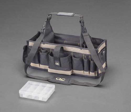 道具箱 腰袋、収納ケース、ツールキャビネット、作業台、棚 ツールバッグ エスコ EA925C-23 ESCO オープン型ツールバッグ 別倉庫からの配送 585x305x380mm 早割クーポン