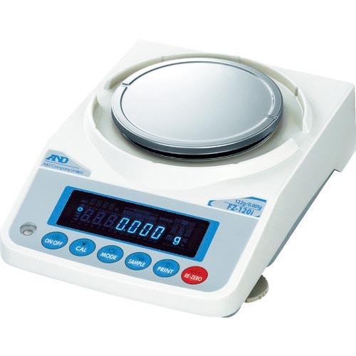 お買得 条件付送料無料 測定 計測用品 計測機器 はかり 期間限定特別価格 A D 校正用分銅内蔵汎用天びん 一般校正付 FZ120i FZ120IJA00A00 デイ アンド FZ120I-JA-00A00 エー 株