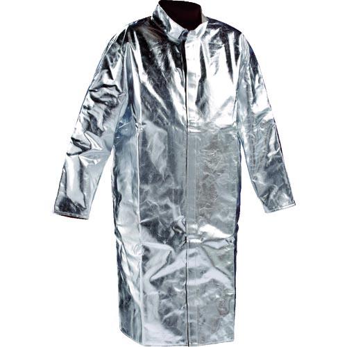 激安 JUTEC 耐熱保護服 コート Mサイズ HSM120KA-1-48 ( HSM120KA148 ) JUTEC社, ツキガタチョウ 05848097
