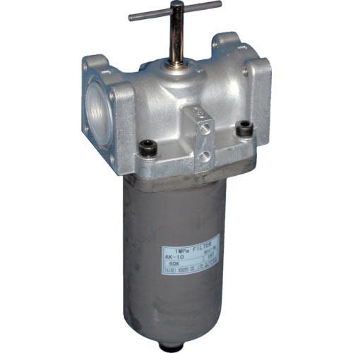 <title>アウトレット 条件付送料無料 空圧用品 空圧 油圧機器 油圧フィルター 大生 ノッチクリーンフィルタ AK-10 AK-10-150K AK10150K 大生工業 株</title>