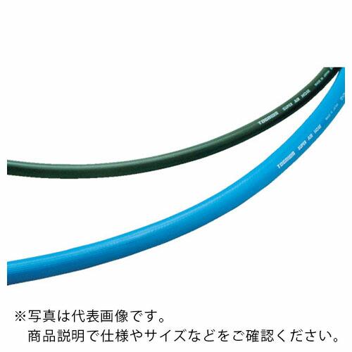 条件付送料無料 空圧用品 流体継手 チューブ エアチューブ ホース 十川 激安 SA-8 十川産業 長さ100m スーパーエアーホース 株 SA8 外径15mm 定価の67%OFF