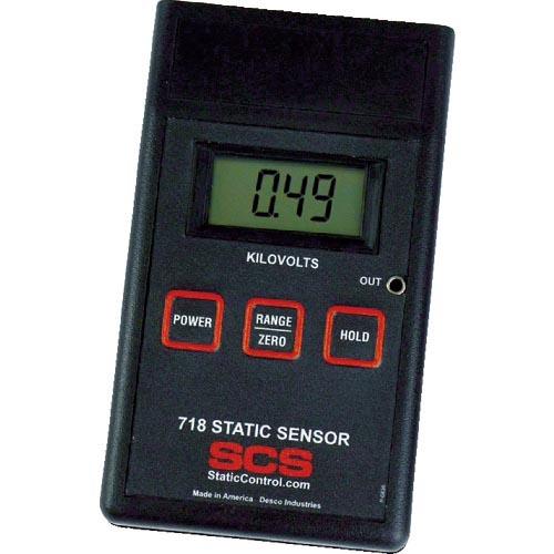 【超目玉】 SCS ( 静電気センサー  ( 718 ) DESCO 718 JAPAN(株), e-TATSUYA:14a20219 --- sitemaps.auto-ak-47.pl