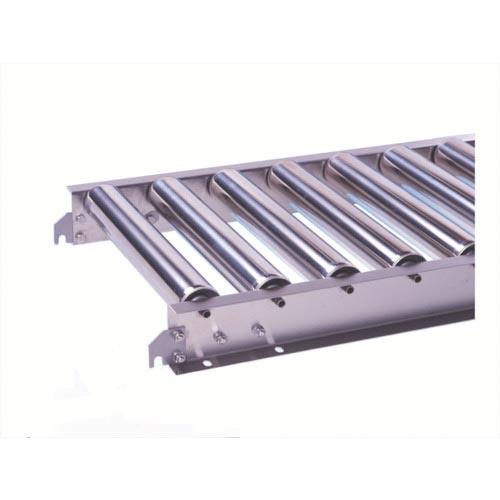 条件付送料無料 搬送機器 コンベヤ ステンレスローラーコンベヤ 三鈴 本店 SUSローラコンベヤ MU60型 MU60300720 株 MU60-300720 径60.5×1.5T 幅300 三鈴工機 新作 人気 2M