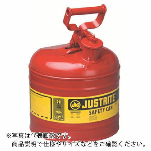 研究用品 ボトル 容器 評価 ドラム缶 人気激安 ジャストライト 2ガロン マニファクチャリングカンパニーL.L.C. J7120100 タイプ1 セーフティ缶