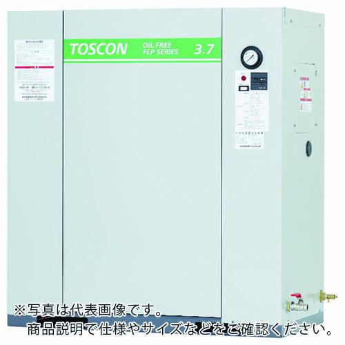 全国宅配無料 東芝 静音シリーズ オイルフリー コンプレッサ(低圧) FLP86-22T ( FLP8622T ) 東芝産業機器システム(株), AGATELABEL アガートレーベル 7591603f