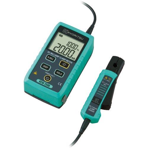【国内正規品】 KYORITSU 2500 DCミリアンペアクランプメータ KEW2500 ( KEW2500 ) 共立電気計器(株), ディスクアンドディスク da18a34a