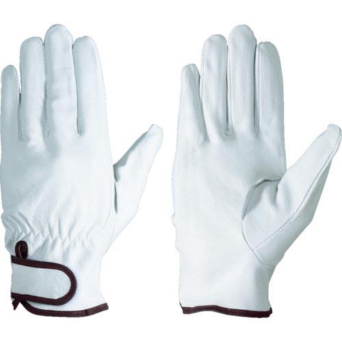 保護具 作業手袋 革手袋 シモン 予約販売品 豚革手袋マジック式 PL717M 海外 株 PL717 M