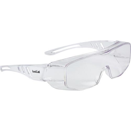 保護具 保護メガネ 防災面 一眼型保護メガネ bolle SAFETY 卸売り ボレー社 1680501 オーバーライト2 定価の67%OFF