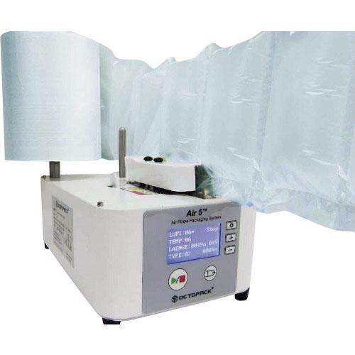 豪華 オクトパック エアー緩衝材製造装置  AIR5 ( AIR5 ) パックウェル(株), LFO af82dec0