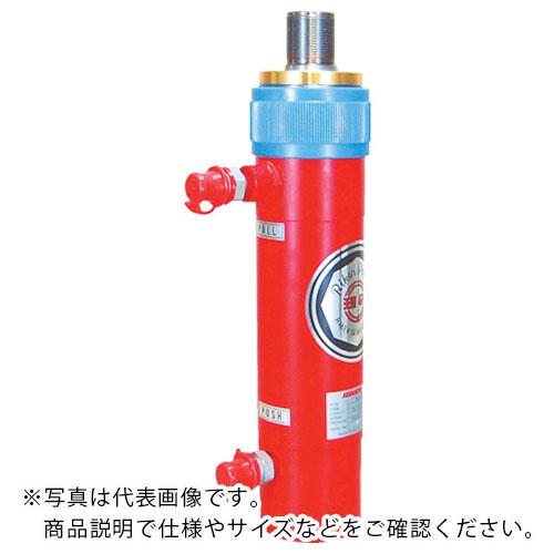 条件付送料無料 空圧用品 空圧 油圧機器 送料無料新品 油圧シリンダ RIKEN タイムセール メーカー取寄 株 理研商会 D1050 油圧機複動式油圧シリンダ- D10-50