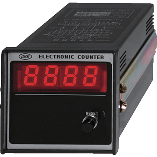 条件付送料無料 測定 計測用品 工業用計測機器 カウンタ ランキングTOP5 ライン精機 電子カウンター 株 メーカー取寄 MD040 MD-040 新作続