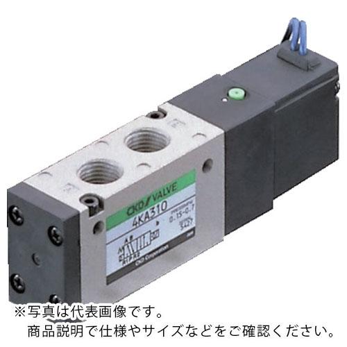 空圧用品 空圧 評価 油圧機器 電磁弁 CKD メーカー取寄 4KA310-08-B-AC100V 大人気 4KA31008BAC100V 株 4Kシリーズパイロット式5ポート弁セレックスバルブ