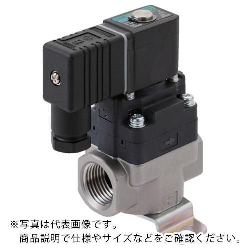 空圧用品 空圧 油圧機器 電磁弁 AL完売しました 値引き CKD メーカー取寄 FWD1115A02GSAC100V 水用小形パイロット式電磁弁 FWD11-15A-02GS-AC100V 株