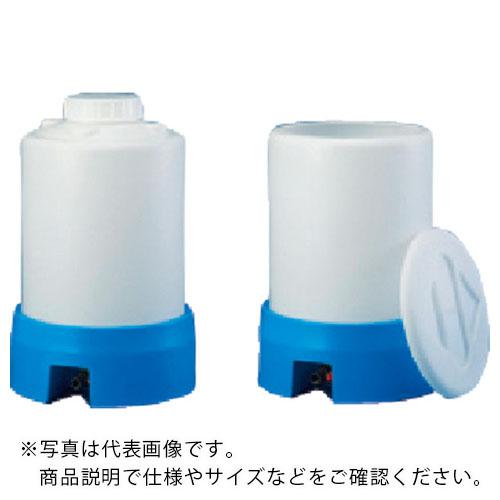 条件付送料無料 研究用品 ボトル 容器 スチール容器 TGK 株 280214509 メーカー公式 東京硝子器械 テーパータンク100Lネジキャップキャスタ無 上質 280-21-45-09 メーカー取寄