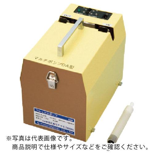 条件付送料無料 卓出 研究用品 研究機器 送液機器 TGK マルチポンプ 095802833 交換無料 095-80-28-33 東京硝子器械 メーカー取寄 株 DA型