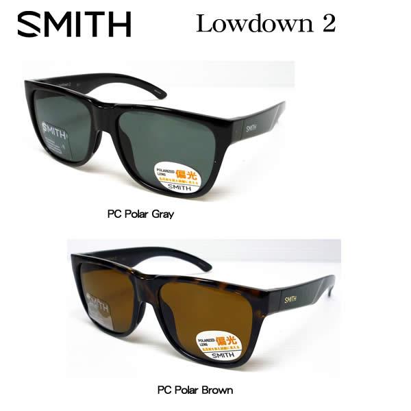 SMITH スミス アクションポーラー ローダウン2 偏光サングラス ACTION POLAR Lowdown 2 フィッシング・アウトドア・スポーツ