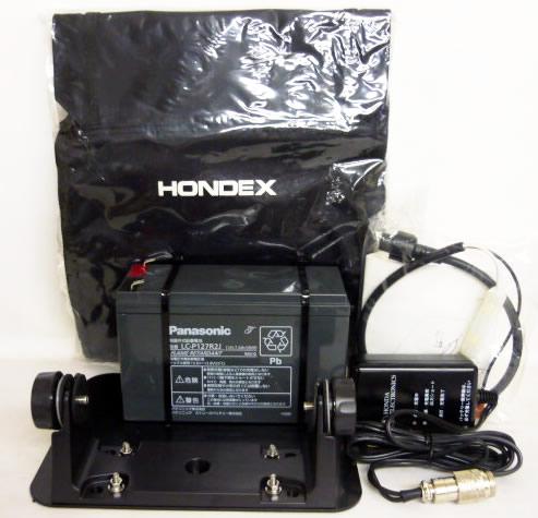ホンデックス バッテリーセット BS07 (PS-500C・HE-57C・PS-611CN・PS-501CN対応)
