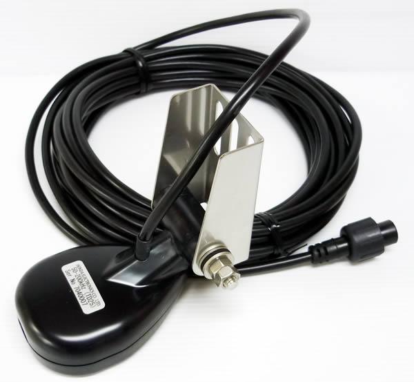 在庫有り! 本多電子 HONDEX 魚探用 振動子 TD25(50/200kHz)対応機種 HE-8S・HE-81GP2・HE-81GP2-Di 他