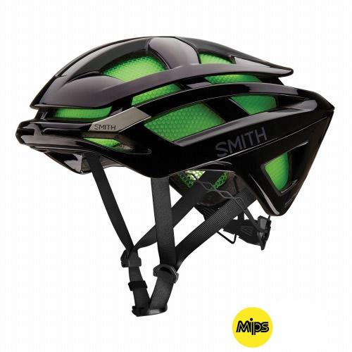 SMITH(スミス)ROAD BIKE ロードバイク・自転車用ヘルメットOVERTAKE(オーバーテイク) MIPS カラー:ブラック★正規品