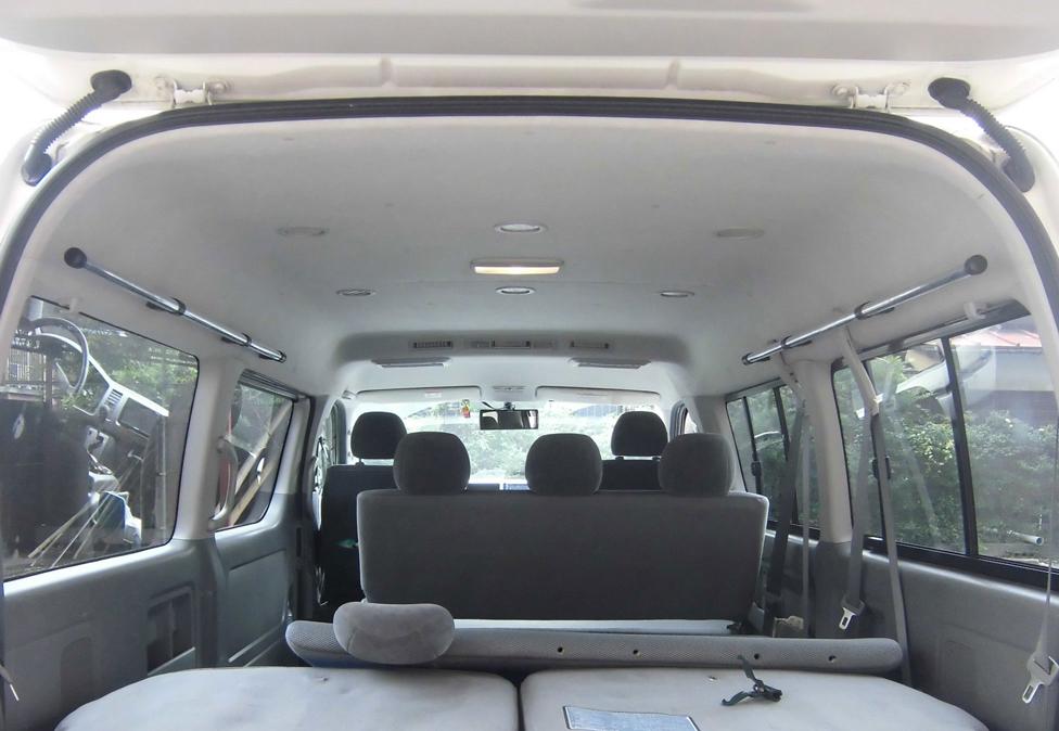 本州、四国送料無料 ハイエース200系 バン:スーパーGL/ワゴン:GL/DX専用 1500mm バーキット 5型対応 【強化型:EP1500HP】
