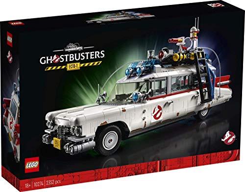レゴ LEGO 通信販売 再販ご予約限定送料無料 ゴーストバスターズ 国内流通正規品 10274 ECTO-1