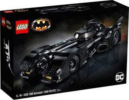 正規店 レゴ LEGO スーパー ヒーローズ バットモービル ストアー 1989 76139