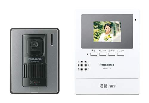 パナソニック 全品送料無料 授与 テレビドアホン VL-SZ25K 録画機能搭載