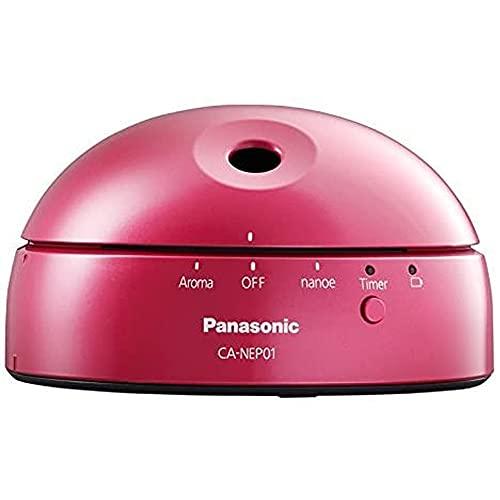 パナソニック 毎週更新 Panasonic 車載ナノイー発生機 コスメティックピンク 訳あり品送料無料 CA-NEP01DP-C
