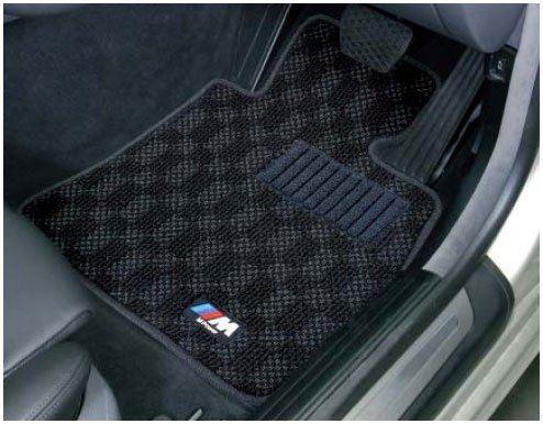 【BMW純正】 BMW F30 F31 3シリーズ 右ハンドル用 Mフロアマット