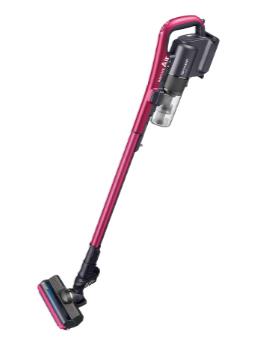 【送料無料(一部地域を除く)】シャープ コードレスサイクロン掃除機EC-AR3S-P(ピンク系)