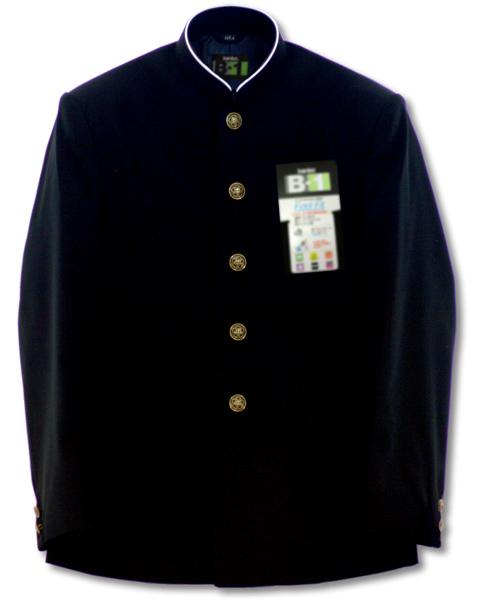 【学生服】カンコー最高級B-1サージ標準[サイズ:170B~180B]
