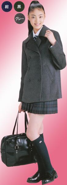 【スクールコート】Pコート(CANDY SUGAR) 女子用[サイズ:M~L]