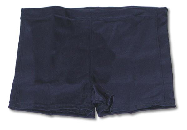 定番のスクール水着です 男女兼用 スクール水着 男子スクールトランクス型 本日の目玉 サイズ:110~130