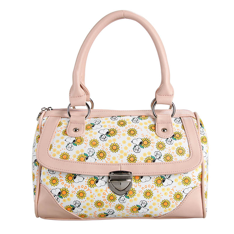 Snoopy Handbags Las Bag Shoulder 2 Way