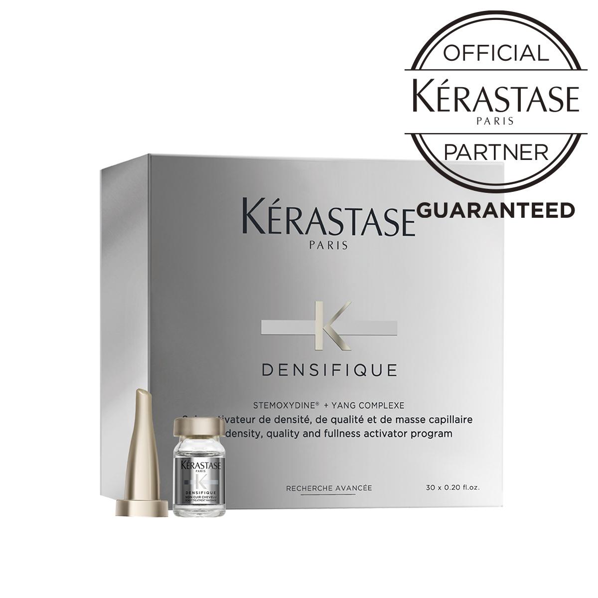 【北海道送料無料】【メーカー認証正規販売店】KERASTASE ケラスターゼ DS ヘアデンシティー プログラム Y 6ml×30本
