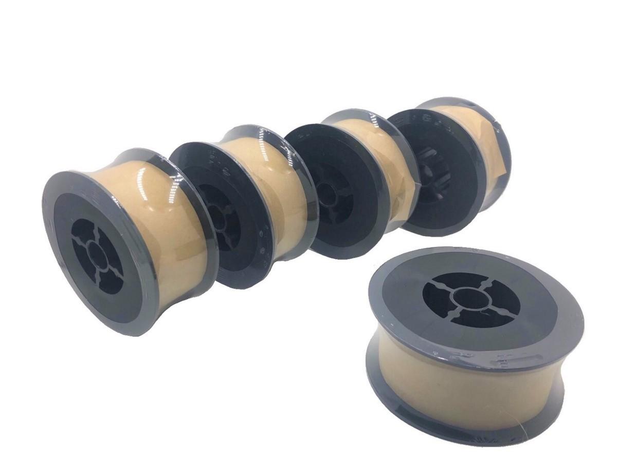 ノンガスワイヤー(フラックス入りワイヤ)軟鋼 0.9mm  5巻セット