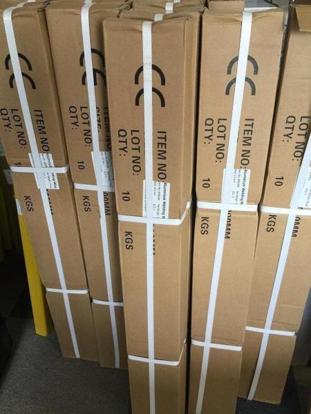 Tigアルミ溶接棒2.0mm×1m A-4043BY適合 10kgセット CE認定 在庫処理